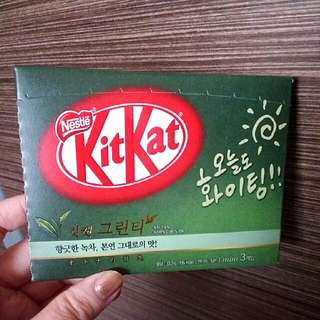🚚 KitKat 抹茶巧克力3入