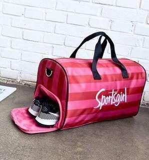 SPORT GIRL TRAVELING BAG