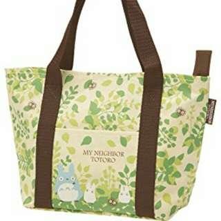 龍貓lunch bag
