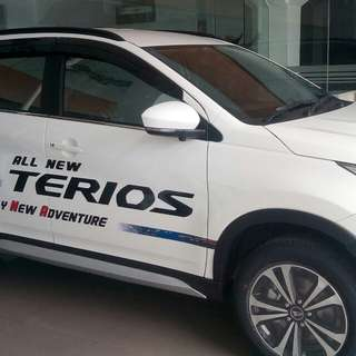 Promo all new terios