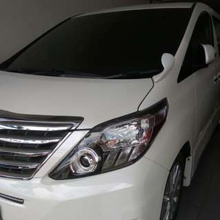 Toyota alphard S