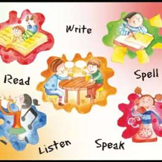 Intensive English Class