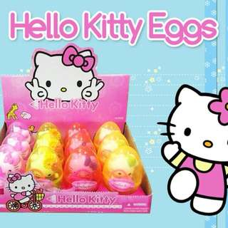 HELLO KITTY TOY EGG