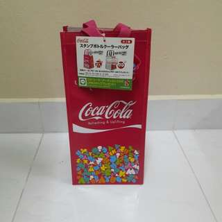 Japan Coca cola cooler bag