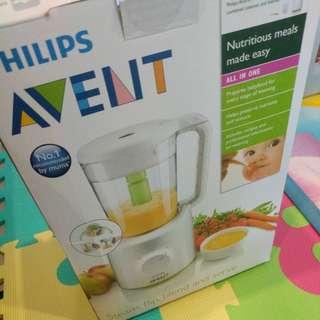 Pre-loved Philips Avent Combined Steamer & Blender