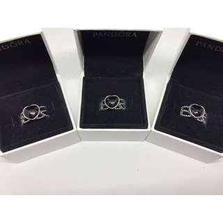 Auth Pandora Ring
