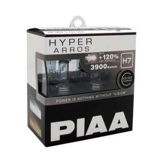 PIAA Hyper Arros HE-903  H7 3900K 12V 55w