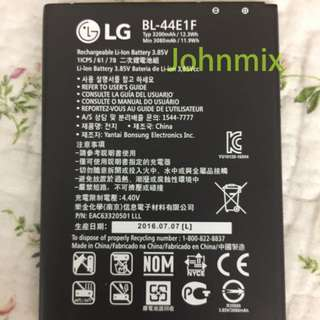 $190@2 100% new Original LG V20 BL-44E1F BATTERY 3200mAh