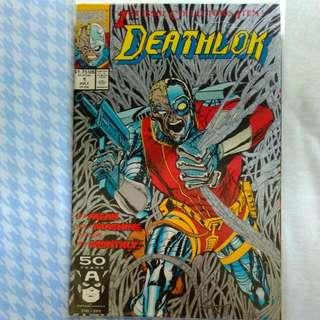 Deathlok #1 (Hologram Foil)