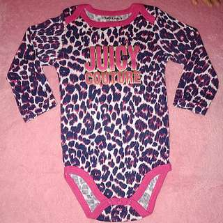 💯Authentic JUICY COUTURE almost NEW 6-9mos