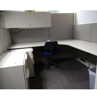 COMMON  OFFICE SPACE/WORKSTATIONS FOR RENTAL