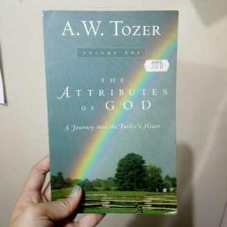 The Attributes of God: A Journey into the Father's Heart (Vol 1)