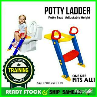 🔥HOTHOT🔥Children Kids Potty Seat Training Ladder Toilet Bowl🔥