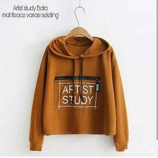 Artist Study Sweater
