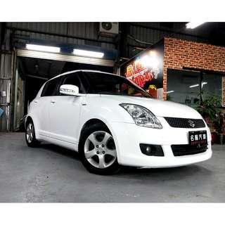 2007 SUZUKI SWIFT 可愛小車