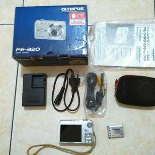 Kamera pocket Olympus fe 320
