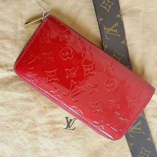 💛LV Zip Around Wallet💛