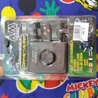 MC Compact Alarm W/free Gloves