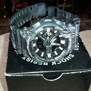 2nd hand gshock. 9.5/10 condition.