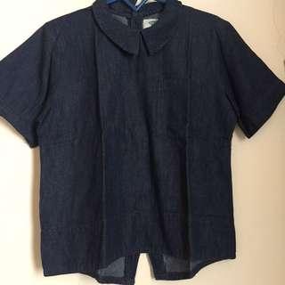 [PRELOVED] Gaudi Jeans Dark Blue