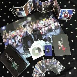 (EXO Sehun) AIOLOS 2nd Photobook/DVD SPOTLIGHT
