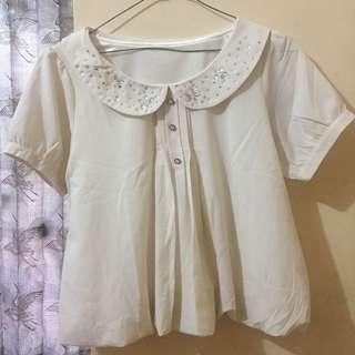 For sale!!! Broken white blouse