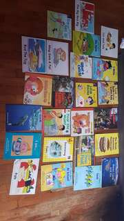 24 english book for kids