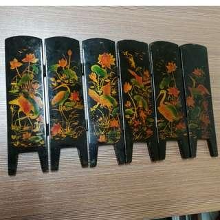 Antique Handicrafts Display