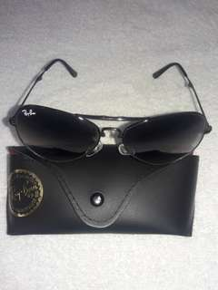 100% Authentic/Genuine/Origenal Ray-Ban Sunglasses