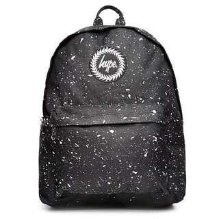 Hype speckled backpack