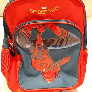 Trolley Bag Spiderman