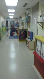 Kindergarten space