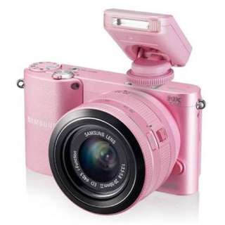 Samsung NX1000 pink camera (2nd hand)