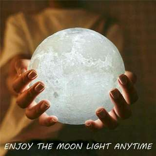 Magical Moonlight Lamp