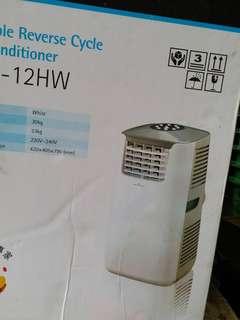 座地移動冷氣機 匹半 免安裝