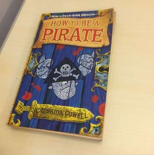 How to be a pirate (book)