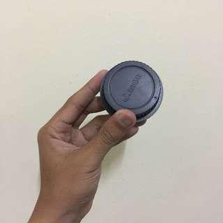 Canon rear lens cap / body cap