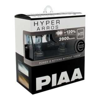 PIAA Hyper Arros HE-906 H11 3900K 12V 55w