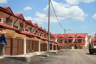 Bayu Parkville Townhouse, Balakong Jaya