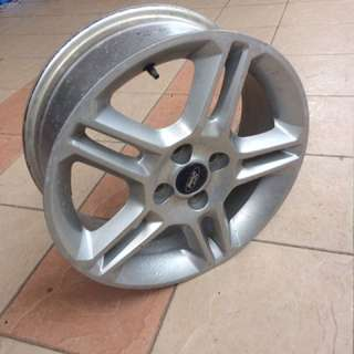 Ford stock rims