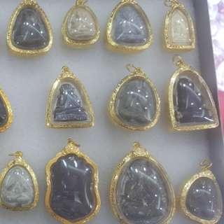 Puu Toh Pidta framed in GOLD