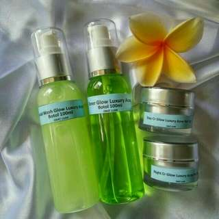 Paket acne luxury