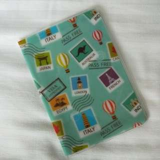 Global Stamps Passport Holder / cover