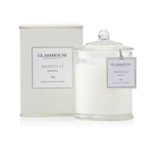 BRAND NEW Marseille Glasshouse Candle