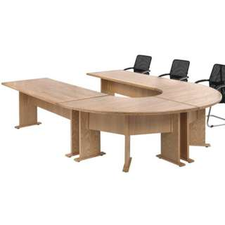CUSTOM CONFERENCE TABLES--KHOMI