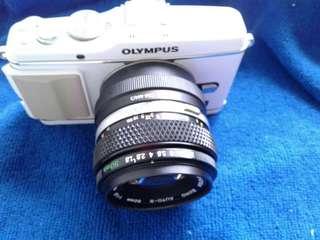 Olympus EP3 With Olympus OM 50mm f1.8