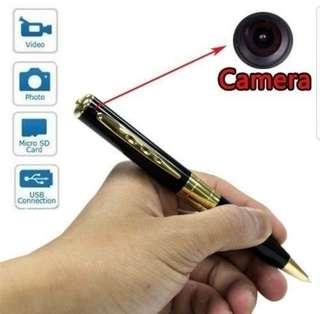 Hidden Spy Pen Camera ( HD 1280 × 960 / DV  DVR / Camcorder / micro sd card