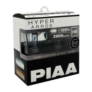 PIAA Hyper Arros HE-905 H9 3900K 12V 65w