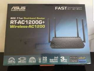 BNIB Asus Dual Band Router