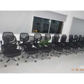 MESH CLERICAL CHAIRS--KHOMI